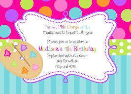 Create Birthday Invitation Card Online Invitation For Birthday Party U2013 Gangcraft Net