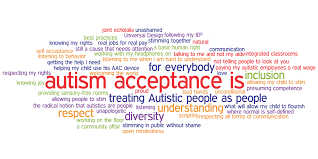 reach and teach autism acceptance month