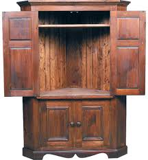 Desk Armoire Antique Armoire With Mirror Careful Designs Your Corner Tv Unit
