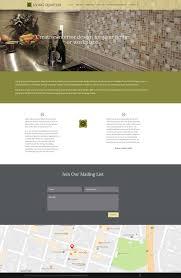 Interior Designer Website by Interactive And Responsive Web Design Carson Park Design