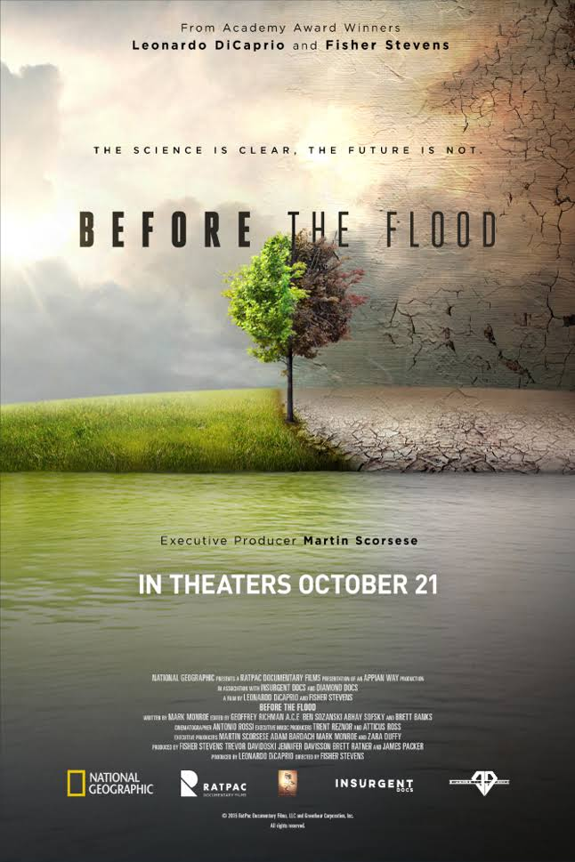 documentaries before the flood