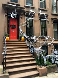 halloween decorations skeletons 23 scary porch and patio halloween decorations perfectporchswing