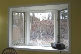 window treatments for small bay windows in bedrooms window