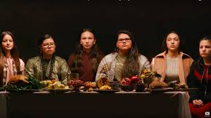 thanksgiving reason for its celebration video native american girls trash thanksgiving for teen vogue