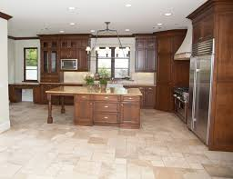 Commercial Kitchen Flooring Options by Kitchen Flooring Options To Show The Elegant Appearance One