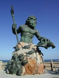 King Neptune statue  Virginia Beach  Servicing Elizabeth City  NC and all of Hampton Roads  VA  Chesapeake  Norfolk  Portsmouth  Suffolk  Virginia Beach      Pinterest