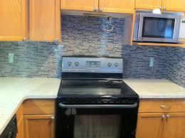 Kitchen Glass Backsplash Ideas Glass Backsplash For Kitchen Kitchentoday