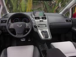 lexus hs 250h bumper 2010 lexus hs 250h luxury hybrid