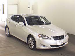 lexus japanese models 2008 lexus is250 version i japanese used cars auction online