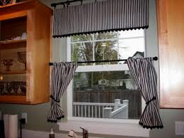 Tuscan Kitchen Curtains Valances by Kitchen Attractive Kitchen Valance Ideas Bay Window With Tuscan
