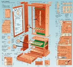 Build Your Own Floor Plans Free by Build A Display Cabinet For Firearms Popular Mechanics Display