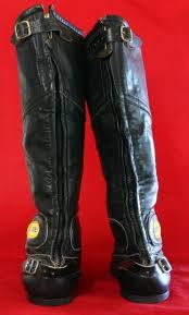 high heel motorcycle boots arnold schwarzenegger motorcycle boots u2013 the prop master