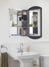 Mirrored Medicine Cabinet Doors by Amazon Com Kohler K 3073 Na Archer Mirrored Cabinet Home Improvement