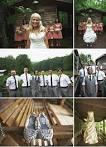 Georgia Wedding with Rustic Decor | La Belle Bride