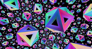 Mathematicians create warped worlds in virtual reality Nature