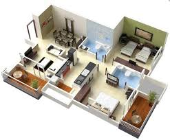 Home Interior Design Plans Best 25 Two Bedroom House Ideas On Pinterest Small Home Plans