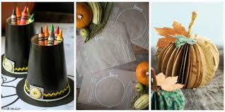 movies for thanksgiving 23 fun thanksgiving crafts for kids easy diy ideas to make for