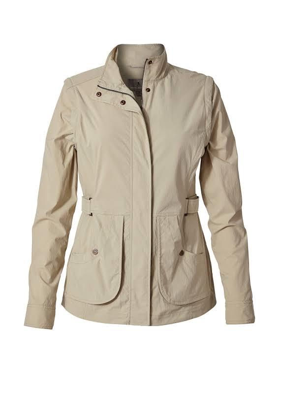 Royal Robbins Discovery Convertible Jacket Sandstone XL 38160-SANDSTONE-XL