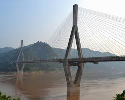 Fuling Yangtze River Bridge