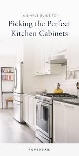 kitchen cabinet design popsugar home