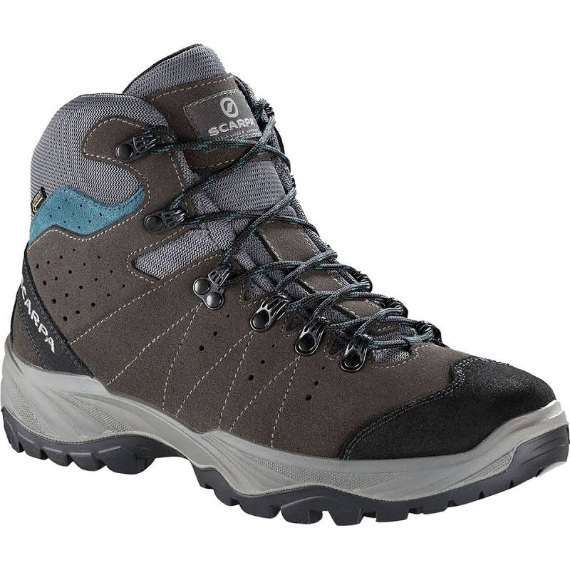 Scarpa Mistral GTX Boots Smoke/Lake Medium 43.5 30026/200-SmkLake-43.5
