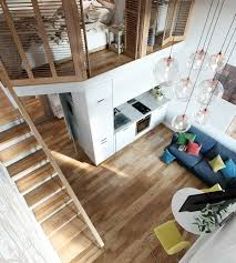 Floor Plans With Loft Small Homes That Use Lofts To Gain More Floor Space