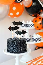 birthday halloween decorations halloween cake trick or treat pinterest happy halloween