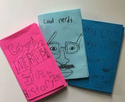 Writing Is Thinking   Writing Across the Curriculum for Middle      While the three      zines I received all focusthe subject of nerds  the three youngsters that created them took different approaches