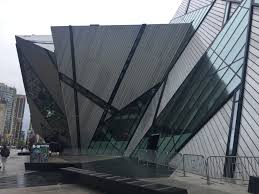 royal ontario museum m s daniel libeskind page 144