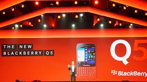 Perkenalan produk BlackBerry Q5