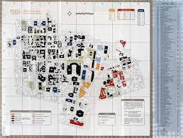 Chicago Parking Map by Historical Campus Maps University Of Texas At Austin Perry