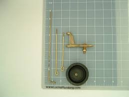 Eljer Bathroom Faucet Eljer Lift Wire Old Style Rebuild Kit With Aristocrat Tank Ball