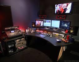 Recording Studio Floor Plans 25 Best Studio Desk Ideas On Pinterest Natural Desk Lamps