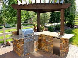 Ideas For Outdoor Kitchen Outdoor Patio Designs Lightandwiregallery Com