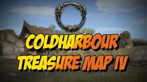 Coldharbour Ce Treasure Map Eso Elder Scrolls Online Coldharbour Treasure Map Iv 4 Location