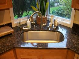 Copper Kitchen Countertops Find This Pin And More On Countertop - Granite kitchen sinks pros and cons