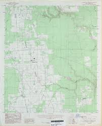 Where Is Terlingua Texas On A Map Texas Topographic Maps Perry Castañeda Map Collection Ut