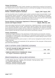 Resume Samples For Experienced Mechanical Engineers by Download Professional It Resume Samples Haadyaooverbayresort Com