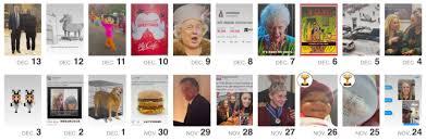 Online Calendar Featuring the Best Memes of
