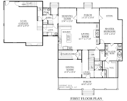 5 bedroom house plans with 2 master suites hondurasliterariainfo 5 one story floor plans with 2 master suites