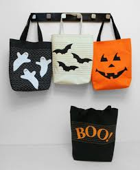 Halloween Witch Craft Ideas by Trick Or Treat Bags Sewing Pinterest Bag Cricut And Craft