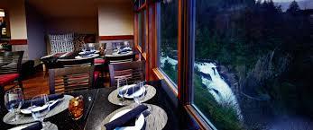 Dining Room Tables Seattle Salish Lodge Dining Room Alliancemv Com