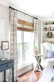 Windows Treatment Ideas For Living Room by Best 25 Bamboo Shades Ideas On Pinterest Bamboo Blinds Woven