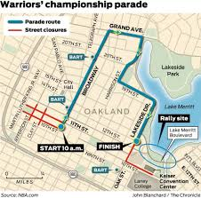San Francisco Bart Map Party For The Dubs In Oakland But Get There On Public Transit