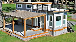 tiny park house large windows high ceilings two separated loft