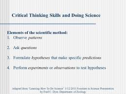images about Critical Thinking  and Science   on Pinterest