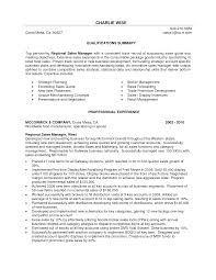 Sales Manager Sample Resume by Top Sales Resume Examples