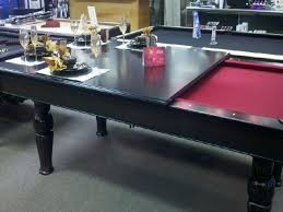 Pool Table In Dining Room by Dining Poker And Pool Tables Hathaway Park Avenue 7ft Pool Table