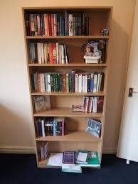 Simple Free Standing Shelf Plans by Severin Bookshelf Designsponge Free Standing Bookshelves Air