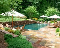 Swimming Pools Backyard by Outdoor Pool Designs That You Would Wish They Were Yours